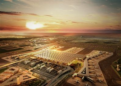 Istanbul's New Airport Has Opened